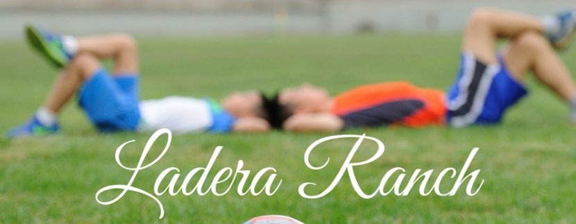 Enroll your child in Ladera Ranch sports for kids and watch them grow and learn while having fun with friends and family.