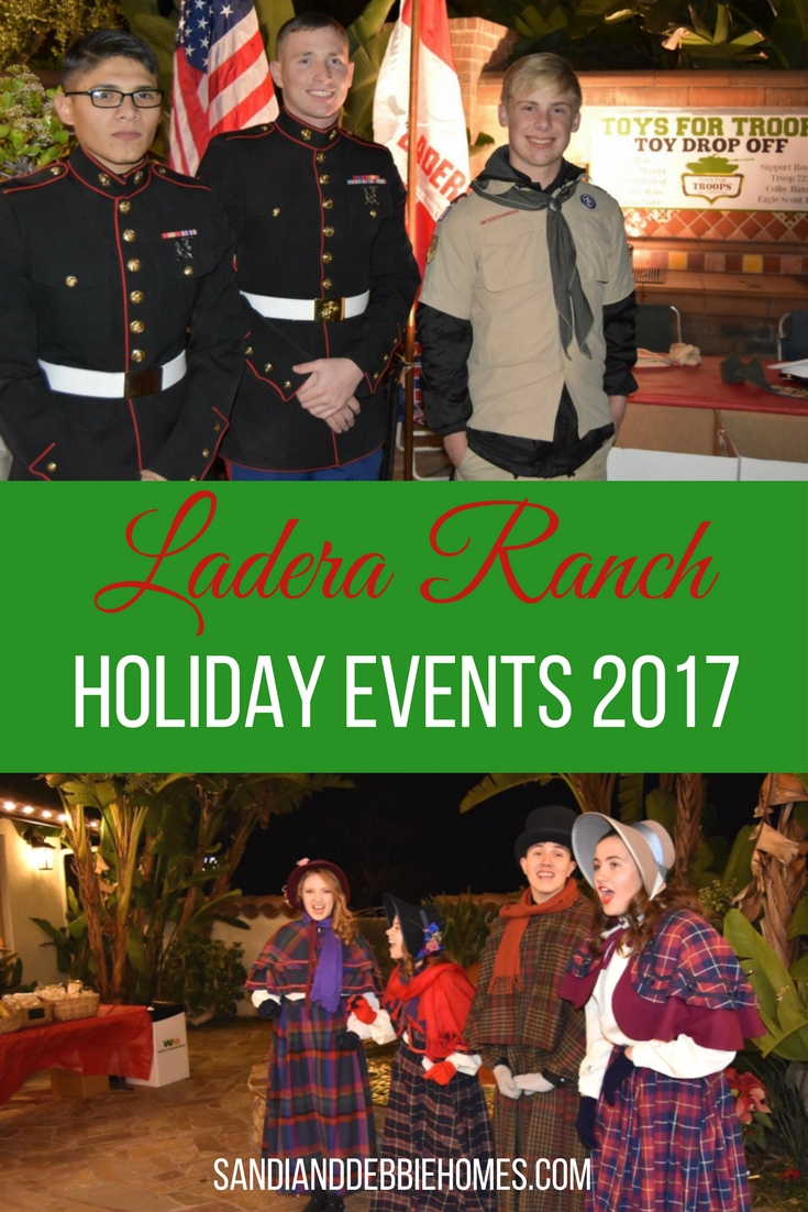 Ladera Ranch holiday events bring the community together and give everyone the chance to celebrate with neighbors, family, and friends.