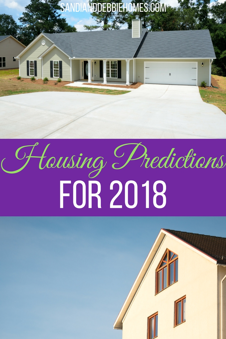 The housing predictions for 2018 show buyers and sellers what the market will do for their budgets and expected pricing.