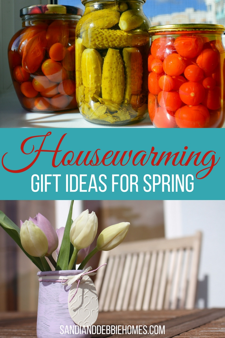 15 housewarming gifts for spring sandi clark and debbie for The best housewarming gift