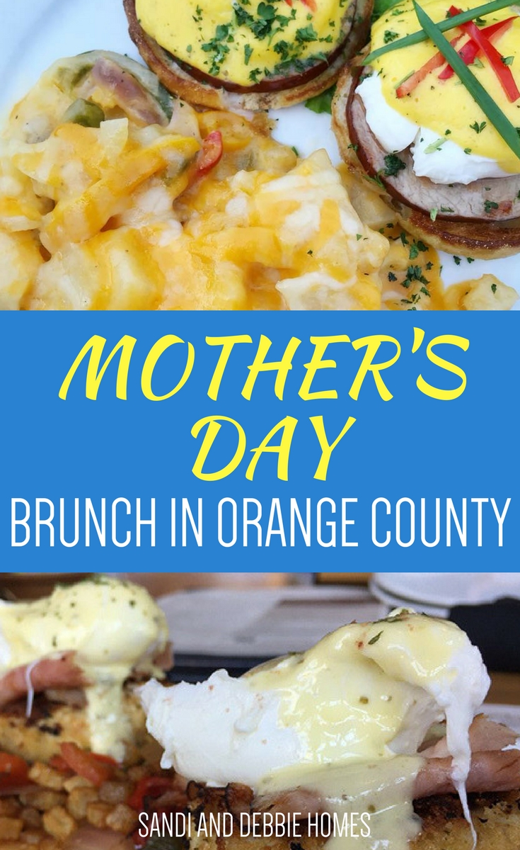Enjoy the best Mother's Day brunch restaurants in Orange County and show mom how much you care, over a meal she won't soon forget.