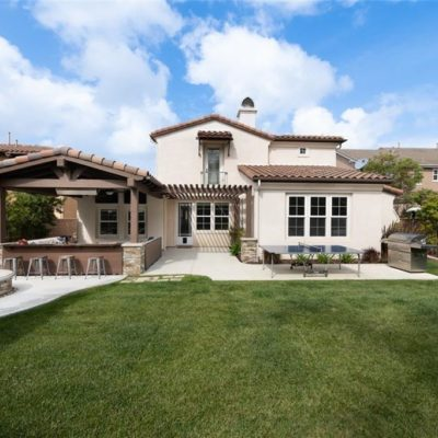 Find your dream home already built at 44 Christopher St in Ladera Ranch where the community is part of the dream and family is the star.