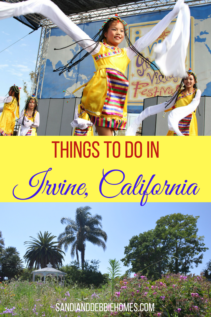 Find the best things to do in Irvine California and fill your time with family fun that will bring you closer to other members of the community.