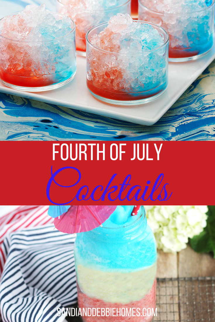 Having the best Fourth of July cocktail recipes for your Independence Day celebrations in Orange County will take it over the top.
