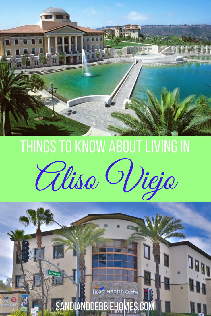 There are things to know about living in Aliso Viejo that could help you make the final decision on whether or not you want to live there.