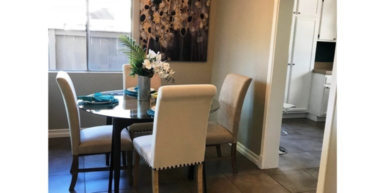 21 Twinberry Aliso Viejo CA Dinning Room