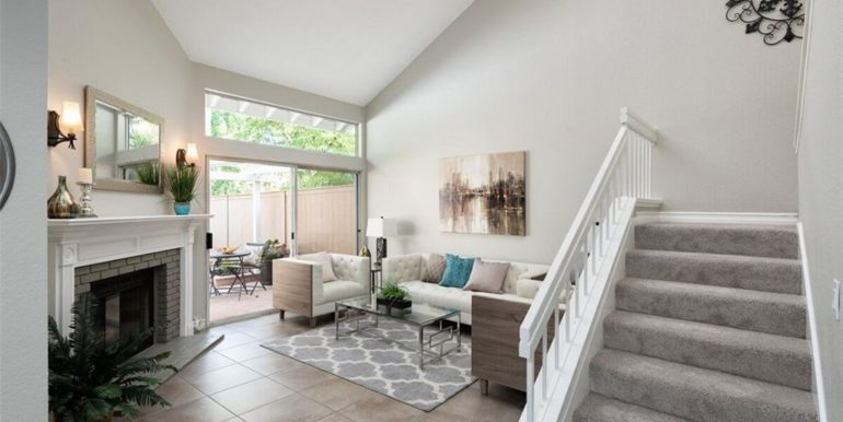 21 Twinberry Aliso Viejo CA Stairway