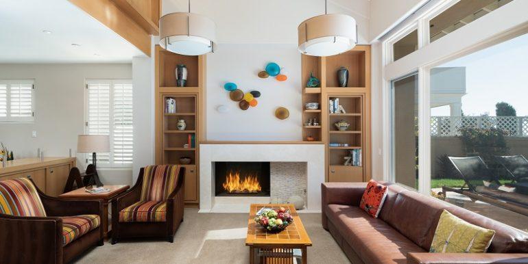 43 Hastings Laguna Niguel Fireplace 1
