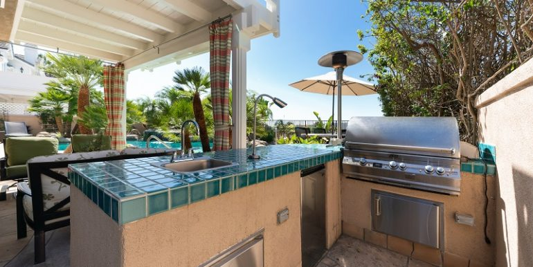 43 Hastings Laguna Niguel Outdoor Kitchen