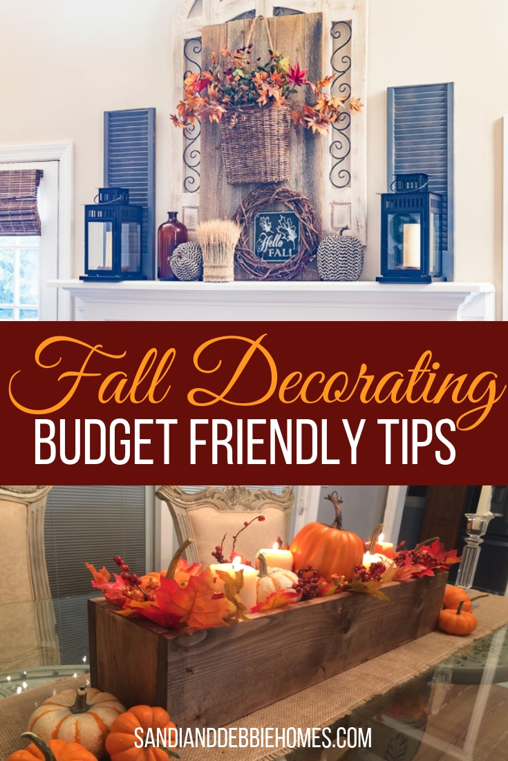 Bring the season indoors with fall decorating tips on a budget and find even more ways to express your love of the seasons.