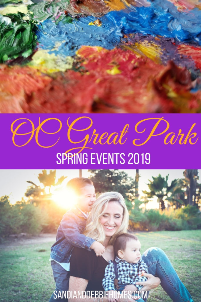 Head over to one or all of the many different fun and family-friendly outdoor Orange County Great Park spring events 2019.