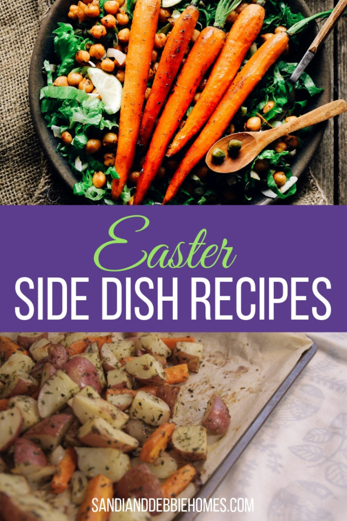 Easter side dish recipes will help elevate the traditional ham without being overshadowed by the amazing glazes and flavors of the main course.