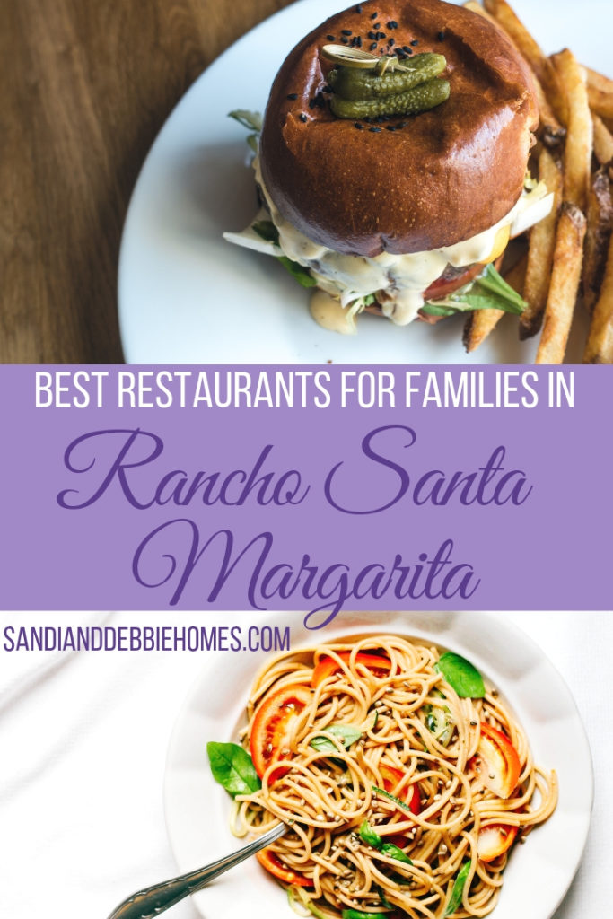 Head out to one of the most awesome restaurants for families in Rancho Santa Margarita to eat and catch up with loved ones.