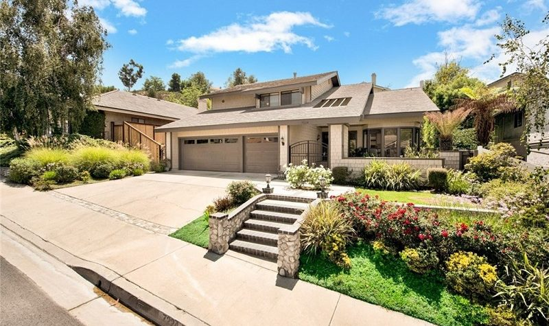 Welcome home to 7224 East Wrangler Circle in Orange Ca, the city that gave Orange County its well-known around the world name.
