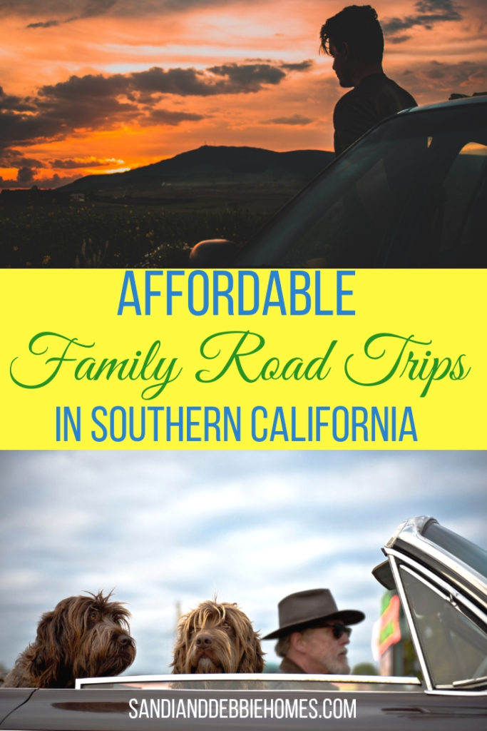 Take some more affordable summer family road trips in southern California this year and explore our state while saving money.