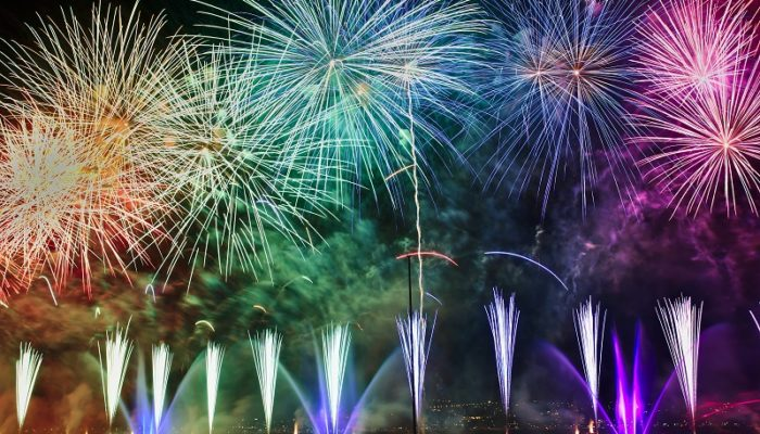 15 Places to Watch Fireworks in Orange County