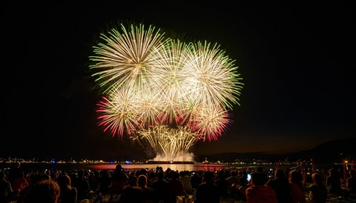 Where to Watch Fireworks in Dana Point