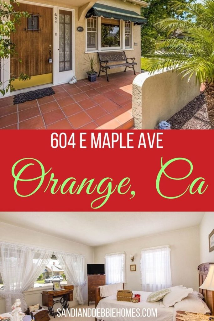Discover the definition of luxury at 604 E Maple Ave in Orange, CA where customizations can be found in almost every room.