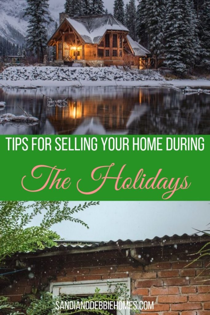 You can utilize the best tips for selling your home during the holidays to help move things along for you and the buyer a little quicker.