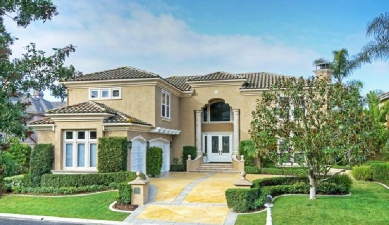 Head through the front doors of 19 Augusta in Coto de Caza to discover the power of a house when you turn it into a home.