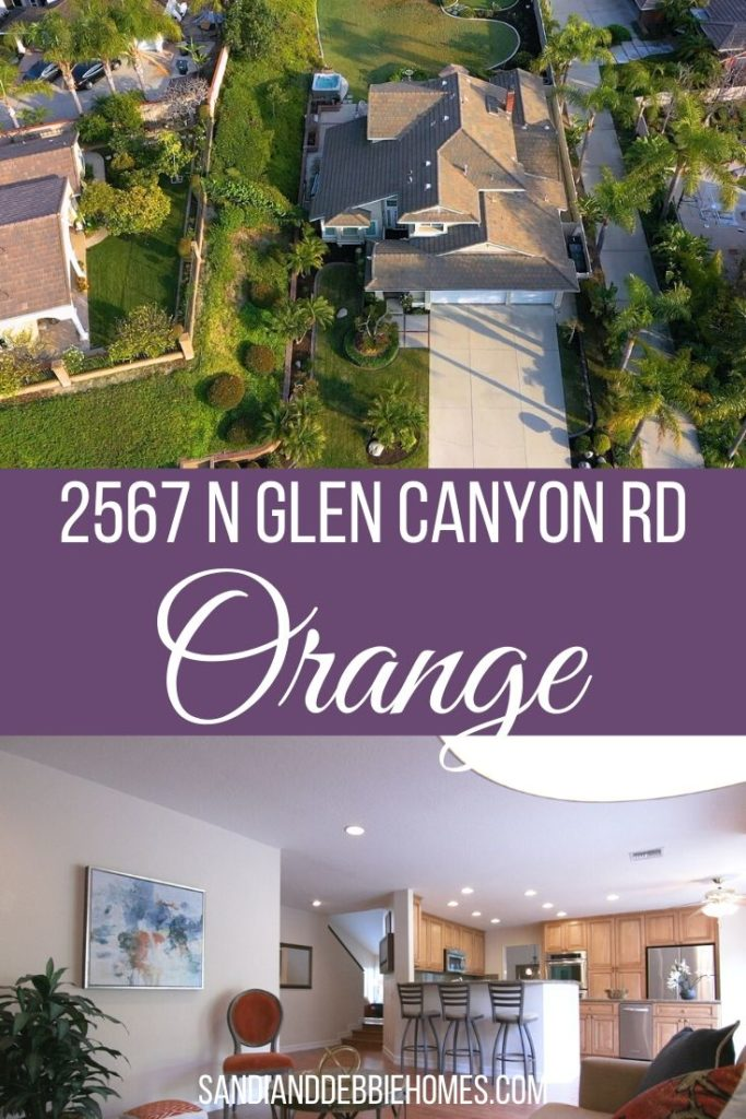 You may have very specific wants from a home and we are certain that you will find what you're looking for at 2567 N Glen Canyon Rd in Orange, California.