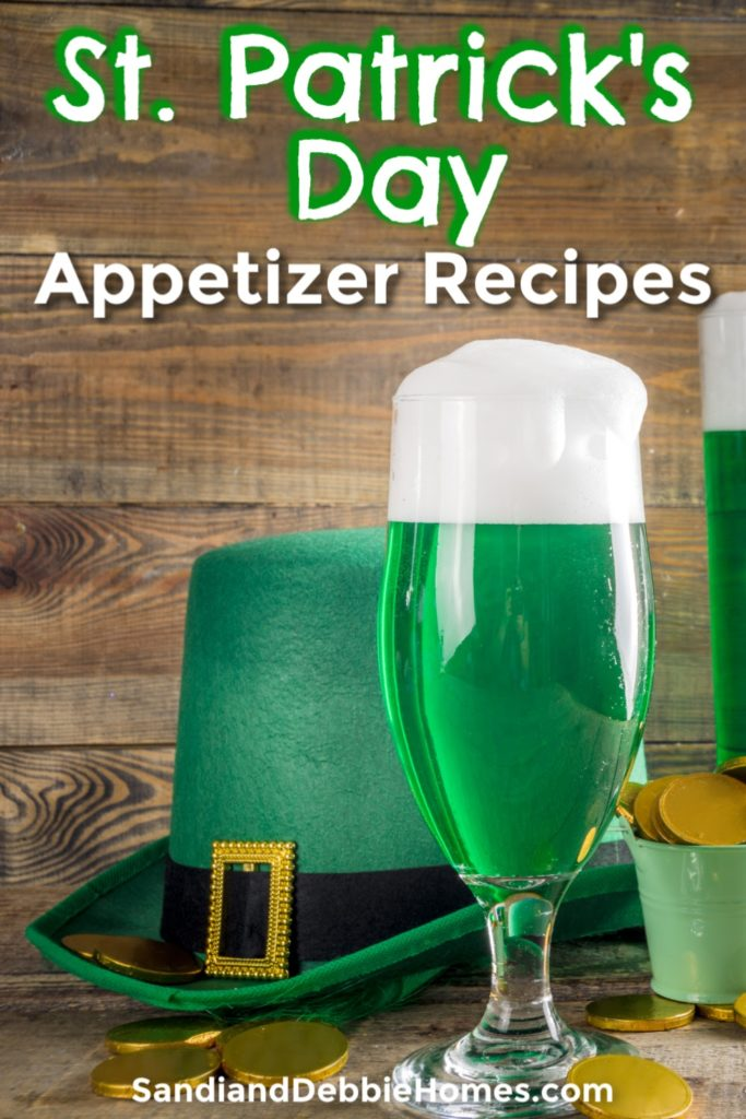 Everyone is Irish in March but it is time we ate more like the Irish with some of the best St Patrick's Day appetizer recipes.