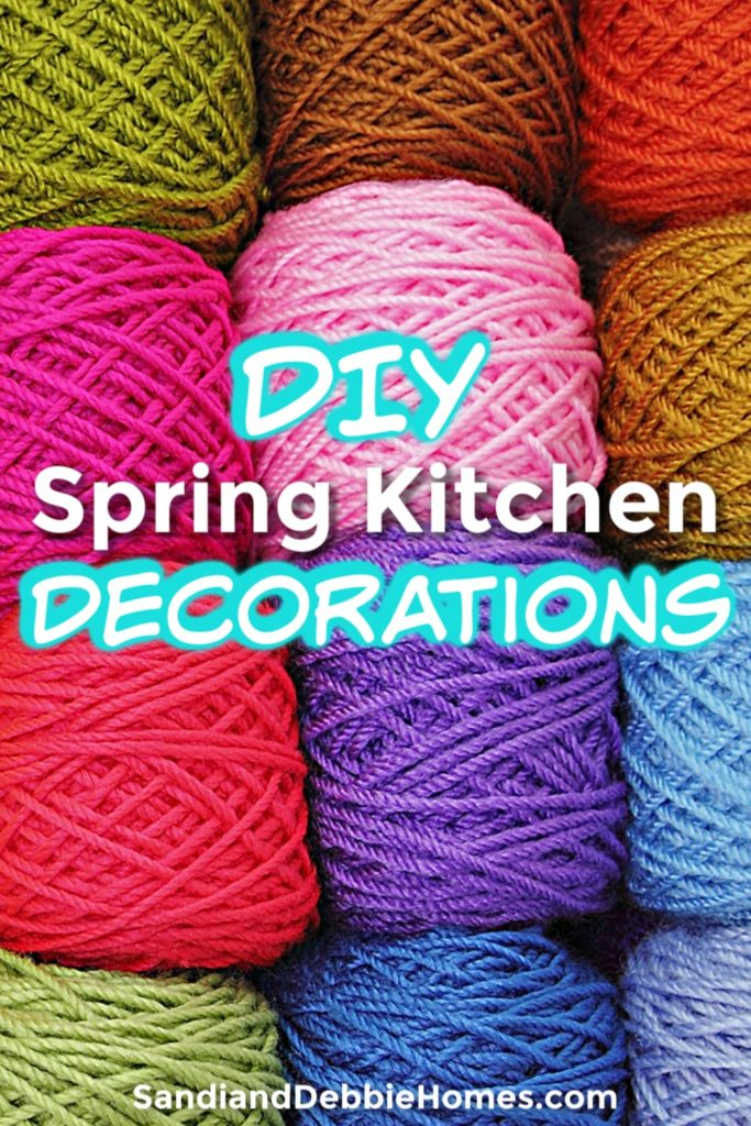 Spring DIY decorations will not only prep your home for the spring season but spring crafts combine outdoor decor with the indoor decor in a beautiful way.