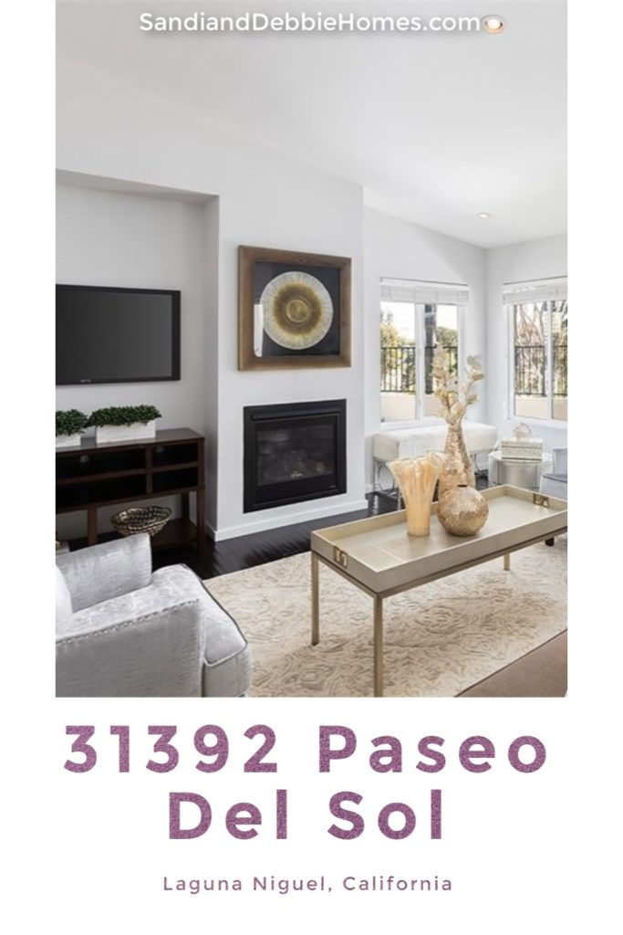 Your chance to experience the true, California lifestyle in Orange County is waiting for you at 31392 Paseo Del Sol Laguna Niguel CA.