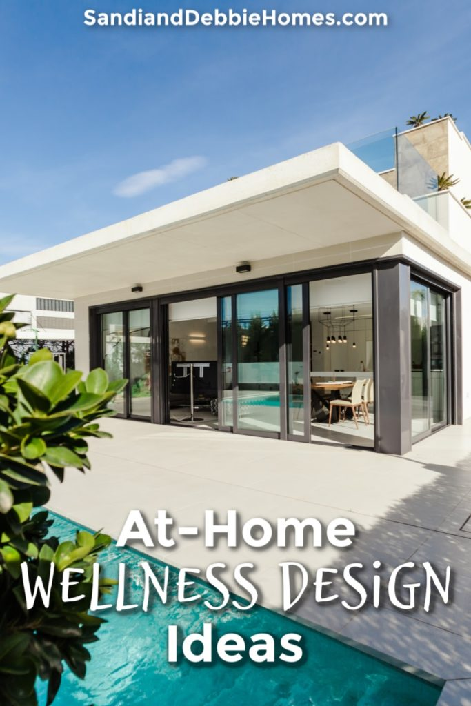 At home wellness design ideas could help you live a happier and healthier life at home with just a few updates and changes.