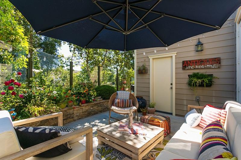 9 Cerner Ct Ladera Ranch CA Backyard Patio