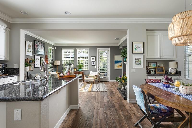 9 Cerner Ct Ladera Ranch CA Kitchen Flooring