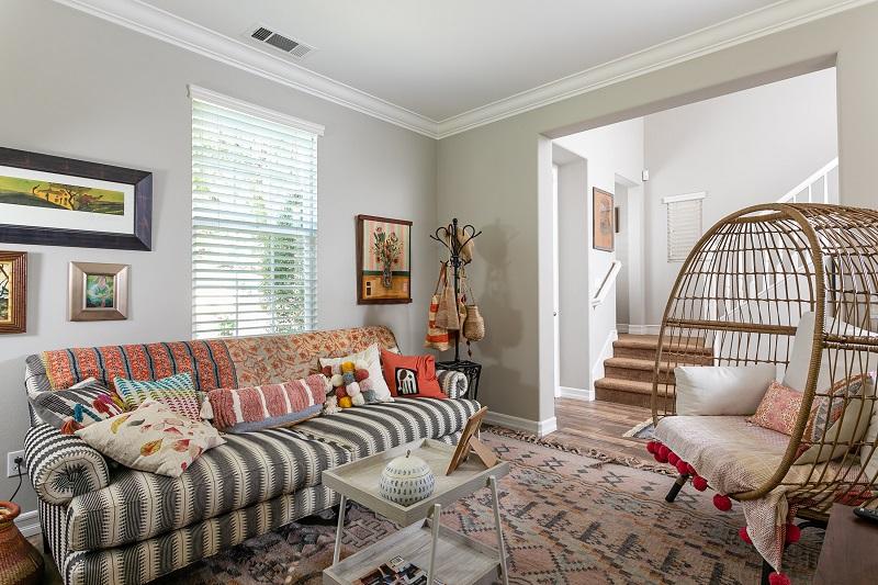 9 Cerner Ct Ladera Ranch CA Living Room Interior