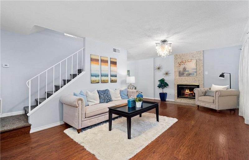 1955 W Greenleaf Ave Anaheim Living Room
