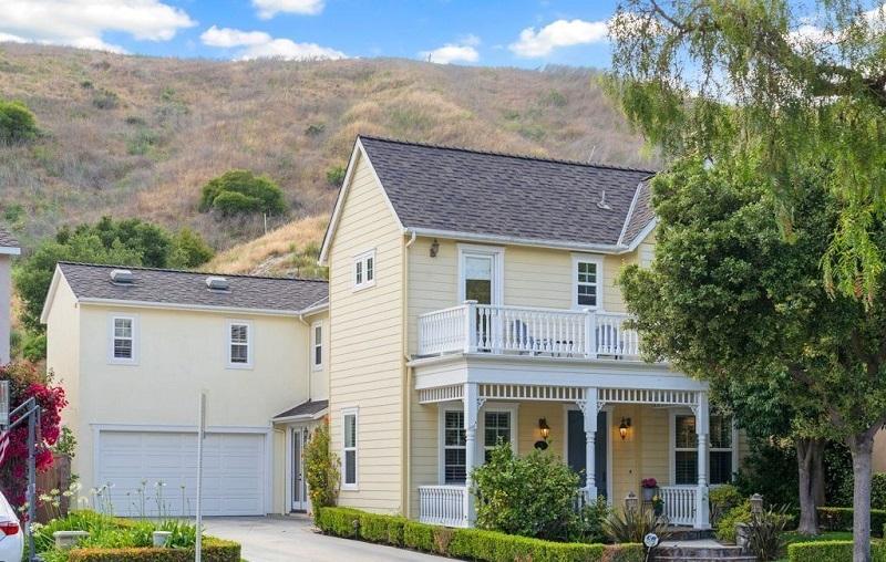 3 Snowbush Ladera Ranch Ca Front View