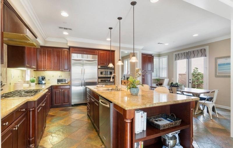 3 Snowbush Ladera Ranch Ca Kitchen Space