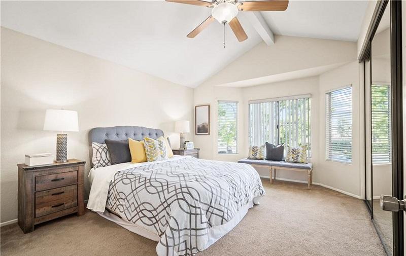 160 Monroe Irvine Master Bedroom