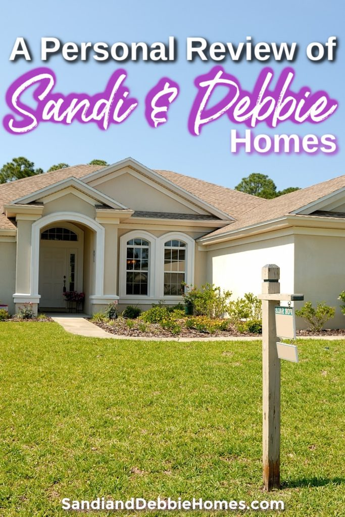 Leaving a review of Sandi and Debbie Homes is more important than you may think for us and for future clients that may work with us.