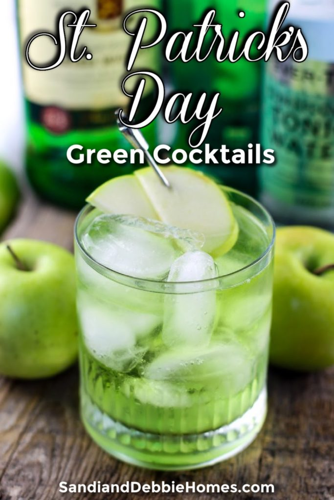 St. Patrick's Day green cocktails are filled with flavor, can be made in different ways, and help you kick off spring the right way.