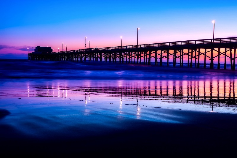 Reasons to Move to Orange County California Sunset View at Newport Beach