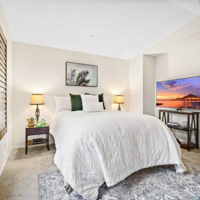 30 Opus Irvine CA Master Bedroom
